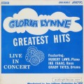 GLORIA LYNNE - Greatest Hits LIVE AT LEO'S CASINO