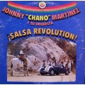 "Johnny ""Chano'"" Martinez Y Su Orquesta ‎– ¡Salsa Revolution!"