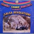 "Johnny ""Chano'"" Martinez Y Su Orquesta – ¡Salsa Revolution!"