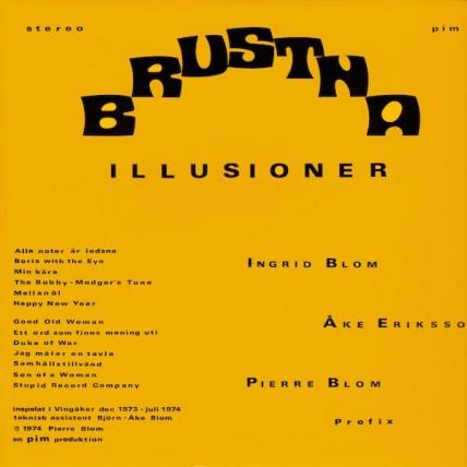Brustna Illusioner – Brustna Illusioner