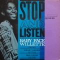 "Baby Face Willette - Stop And Listen (""NEW YORK USA"" RVG EAR MONO)"