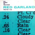 "Red Garland - All Kinds Of Weather LP (""Bergenfield, N.J."" RVG DG MONO)"