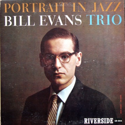 Bill Evans Trio - Portrait In Jazz LP (DG MONO)