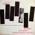 "Horace Parlan Quintet - Speakin' My Piece (""NEW YORK USA"" RVG EAR MONO)"