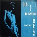 "Miles Davis Sonny Rollins - Dig  LP (""446 W. 50th ST., N.Y.C."" RVG DG MONO)"
