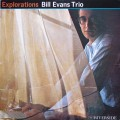 Bill Evans Trio - Explorations LP (DG MONO)