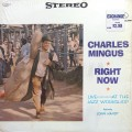 Charles Mingus - Right Now: Live At The Jazz Workshop (BLUE LBL STEREO)