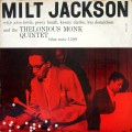 "Milt Jackson John Lewis, Percy Heath, Kenny Clarke, Lou Donaldson The Thelonious Monk Quintet - Milt Jackson And The Thelonious Monk Quintet (""LEXINGTON"" RVG EAR DG MONO No R)"