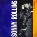 """Sonny Rollins - Sonny Rollins Volume 1 (""""767 Lexingt. Ave. NYC"""" RVG EAR DG MONO No """"R"""" FLAT EDGE)"""