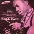 "Hank Mobley - Roll Call (47 WEST 63rd ・ NYC"" RVG EAR DG MONO)"