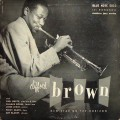 "Clifford Brown Sextet - Clifford Brown New Star On The Horizon (""767 LEXINGTON AVE nyc"" EAR DG MONO No R 10"")"