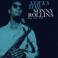 Sonny Rollins ‎– Newk's Time (LIBERTY STEREO)