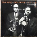 Donald Byrd Gigi Gryce - Jazz Lab (6-EYE DG MONO)