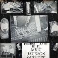 """Milt Jackson Quintet - Self Titled (10"""" DG MONO)"""