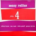 Sonny Rollins - Sonny Rollins Plus 4