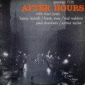 "Thad Jones Kenny Burrell Frank Wess Mal Waldron Paul Chambers Arthur Taylor  - After Hours (""446 W. 50th ST., N.Y.C."" RVG DG MONO)"