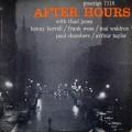 "Thad Jones Kenny Burrell Frank Wess Mal Waldron Paul Chambers Arthur Taylor  - After Hours (""446 W. 50th ST., N.Y.C."" RVG DG MONO)"