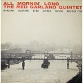 Red Garland With John Coltrane And Donald Byrd - All Mornin' Long