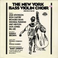 The New York Bass Violin Choir - The New York Bass Violin Choir