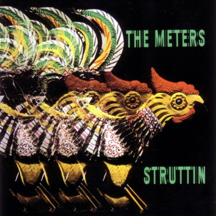The Meters - Struttin'