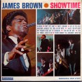 James Brown - Showtime (PROMO WHITE LBL DG MONO)