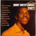 """Jimmy Smith - House Party (""""47 WEST 63rd ・ NEW YORK 23"""" RVG EAR DG MONO No R)"""