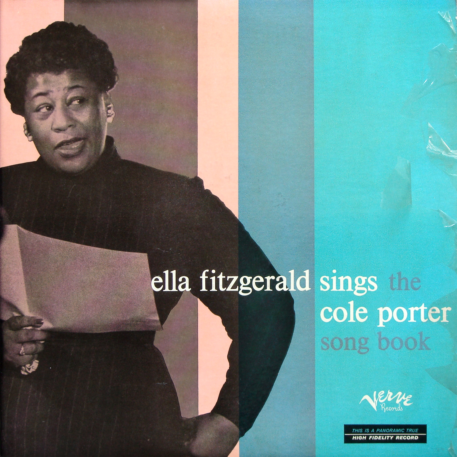 Ella Fitzgerald Sings The Cole Porter Songbook Volume II